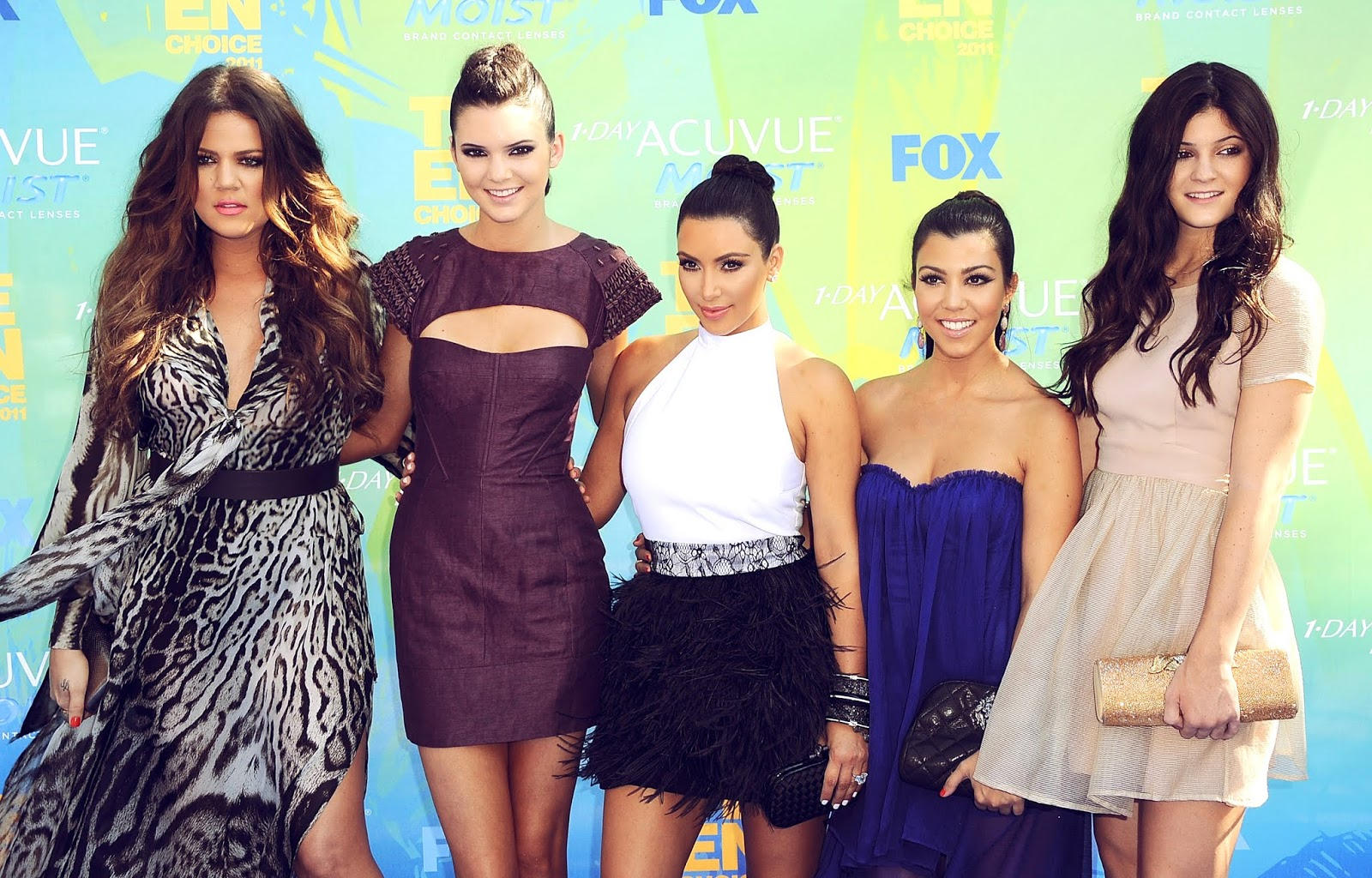 32 - Teen Choice Awards in August 11, 2011