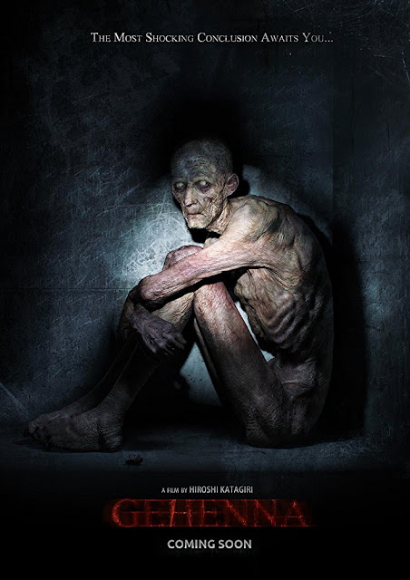 gehenna:where death lives poster