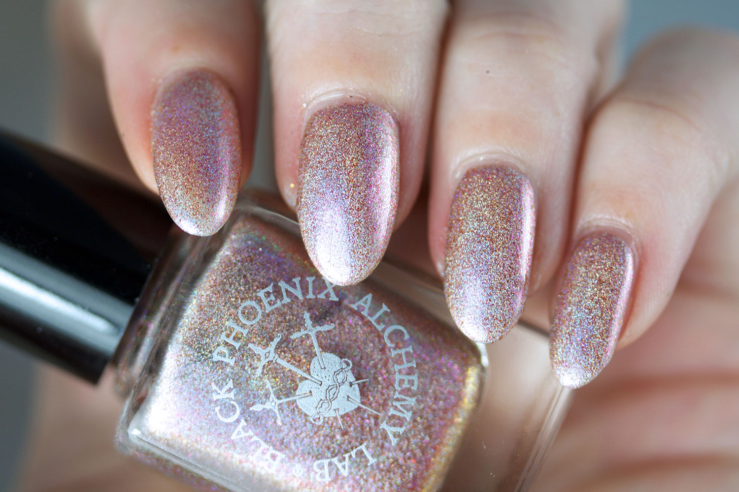 Black Phoenix Alchemy Lab American Gods Swatches and Review
