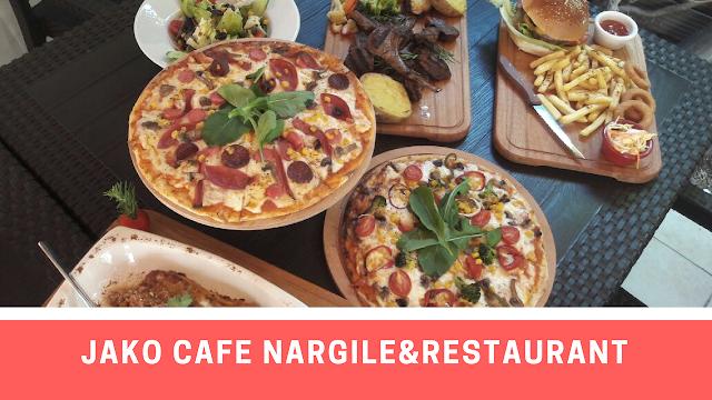 Jako & Nargile Cafe Lezzetleri