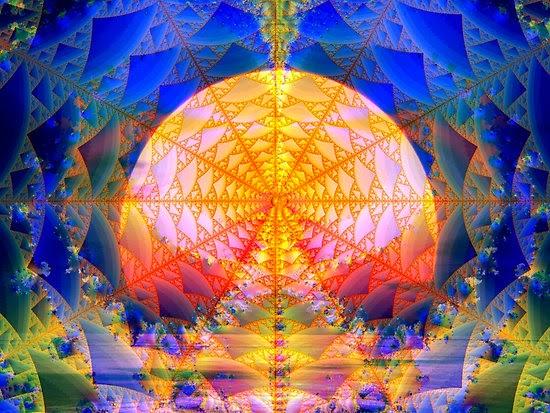 Resultado de imagem para The ascended golden earth new age