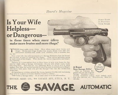 The Savage Automatic