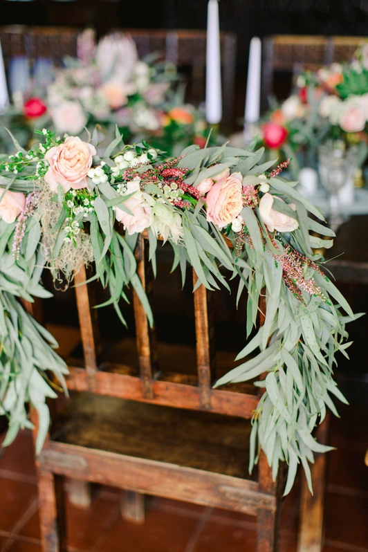 preciosa boda griega chicanddeco
