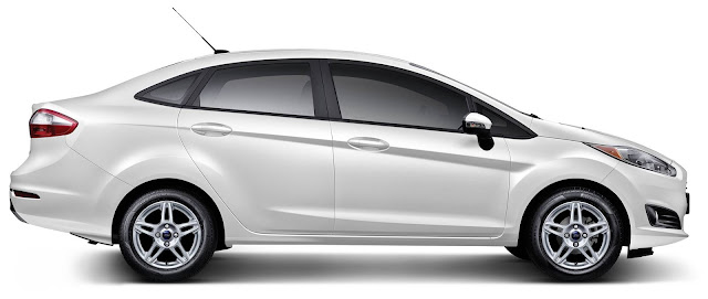 Ford New Fiesta Sedan 2017 SEL
