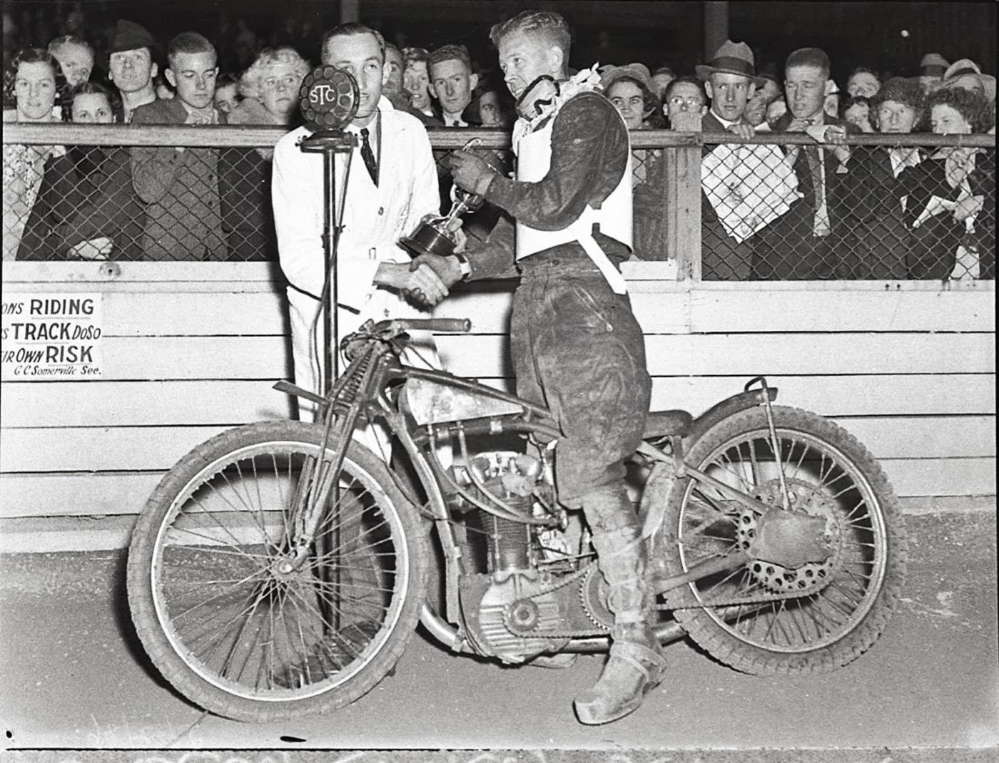 Small Sun Vintage  Vintage Sydney Speedway Racing 1930 U0026 39 S