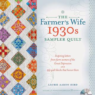 Reviw - The Farmer's Wife 1930's Sampler Quilt