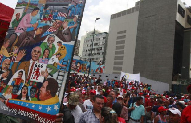 (FOTOS) Venezuela: Pueblo defendió la revolución a 15 años del golpe de Estado