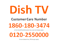 Dishtv Customer Care Numbers