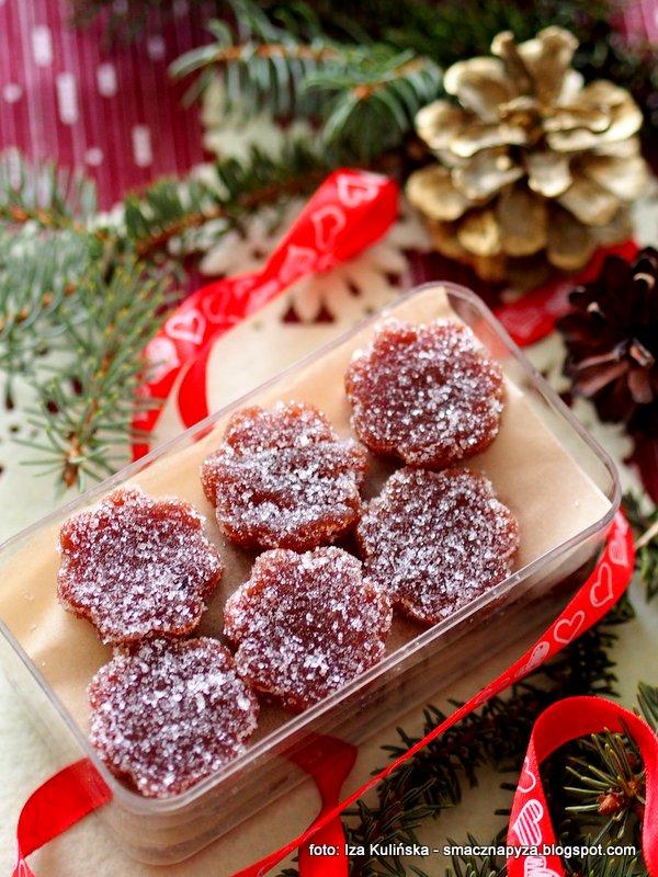 galaretki jablkowe, marmoladki z jablek, lakocie, domowe wyroby, przetwory z jablek, galaretka, marmolada, jablka