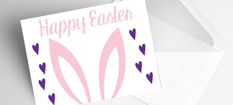 This is a picture of Easter Card Printable pertaining to husband