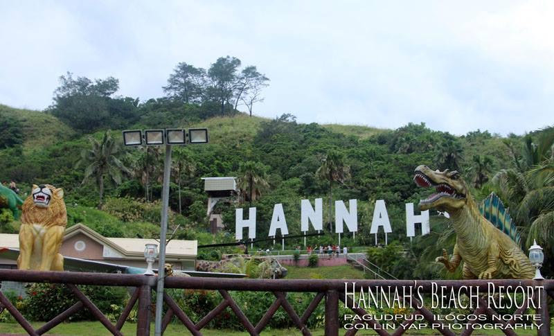 Hannahs Beach Resort Pagudpud Ilocos Norte Philippines