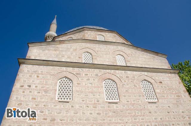 Isak Mosque, Bitola, Macedonia