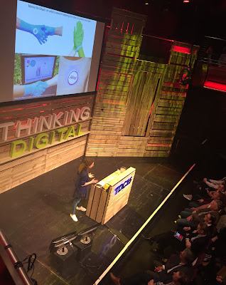 20 Points from Thinking Digital Session One - Sports, Culture and Terrorism