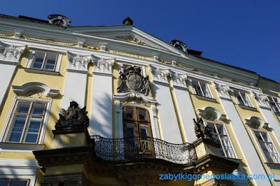 Śląska siedziba wielkich mistrzów krzyżackich