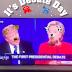 usa, il dibattito presidenziale trump-clinton con i filtri di snapchat