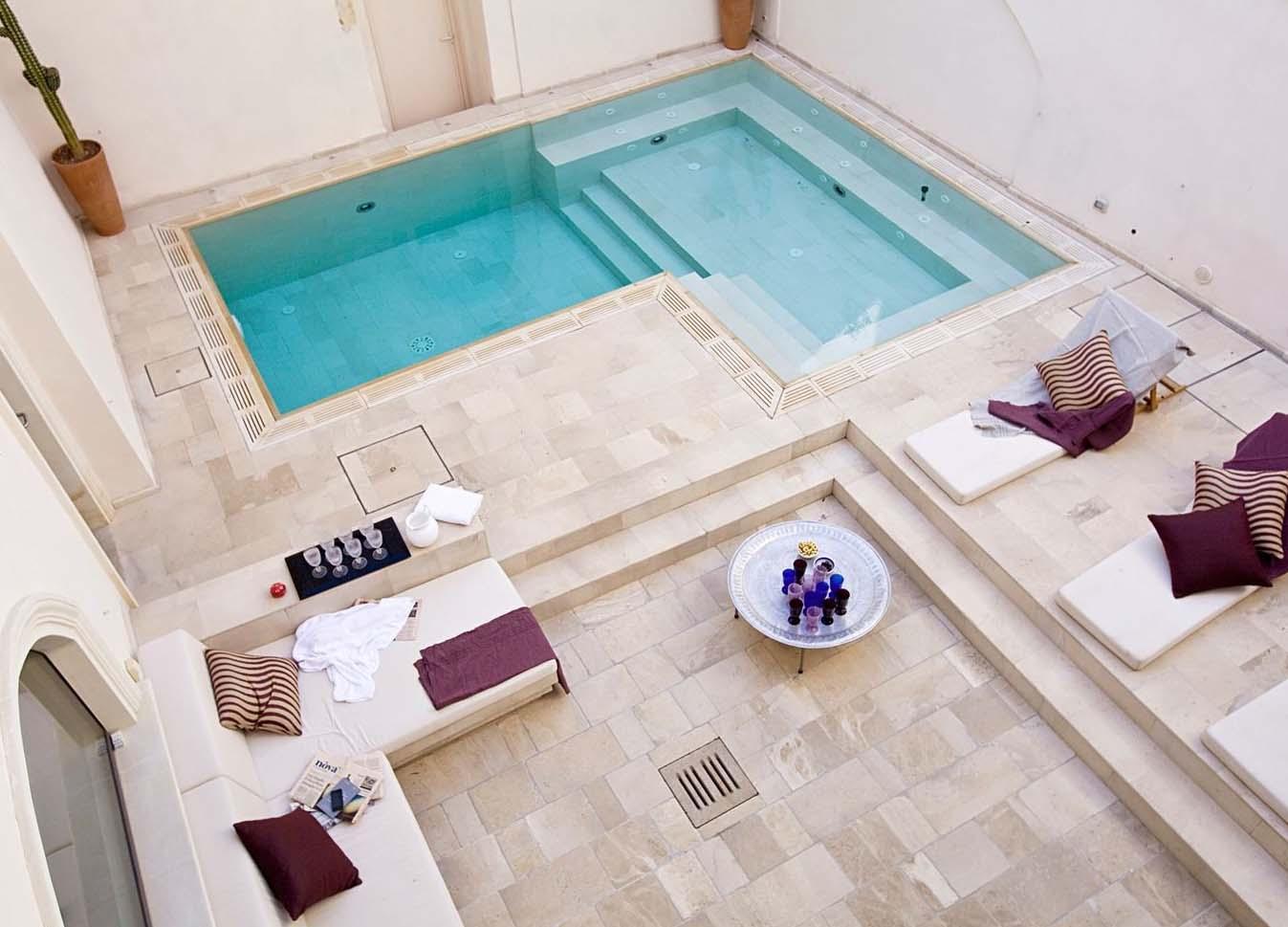 Restauro di palazzo gorgoni in salento arc art blog by for Stile minimal chic