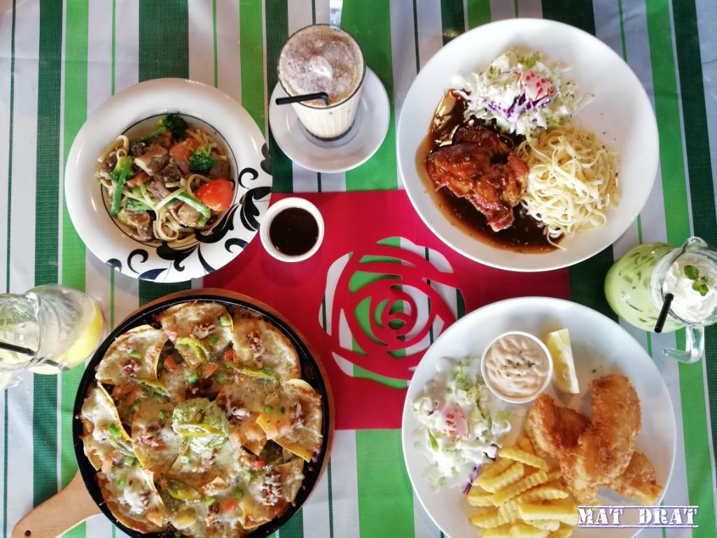 Mat Drat The Grato Western Food Sedap Di Bandar Seri Putra Bangi