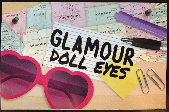 Glamour Doll Eyes OTM Indie Makeup Monthly Subscription box