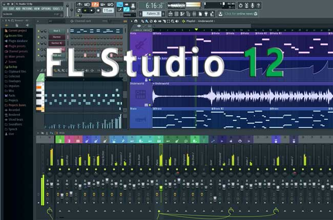 fruity loops studio 12 free download full version mac