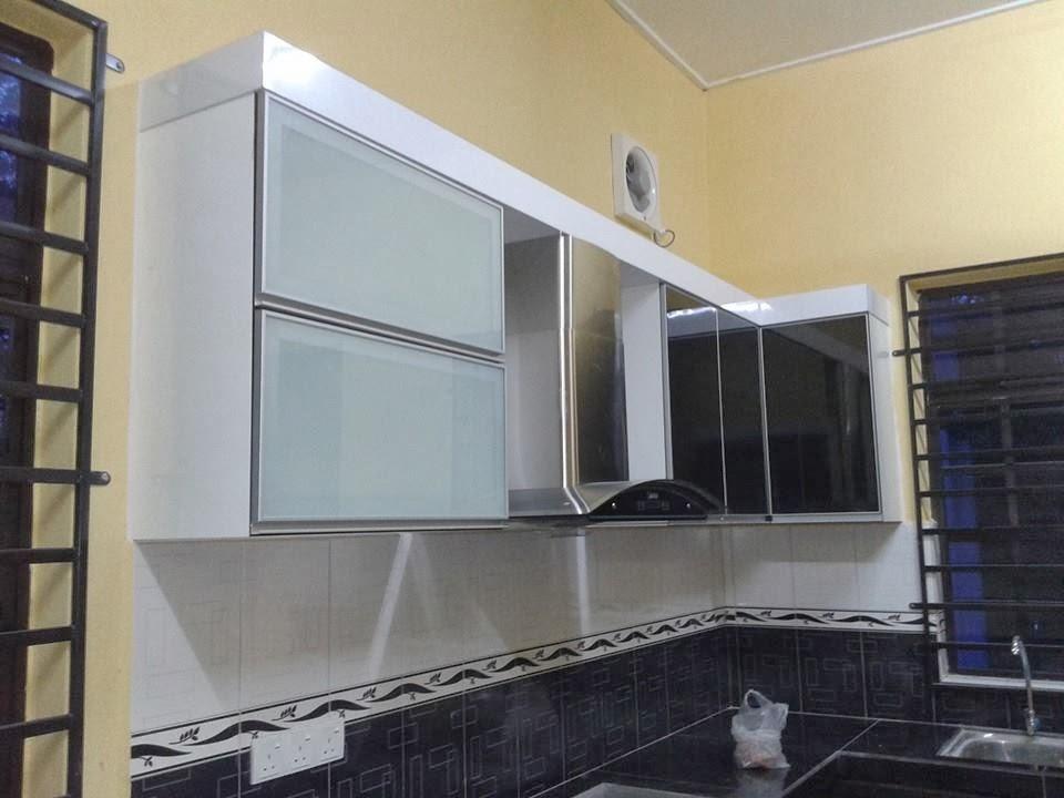 Kabinet Dapur Dan Hiasan Dalaman