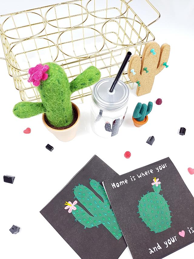 botellero y cactus Rite Rite