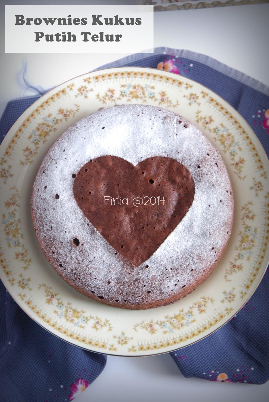 Venus Brownies & Bread: Brownies Kukus Putih Telur