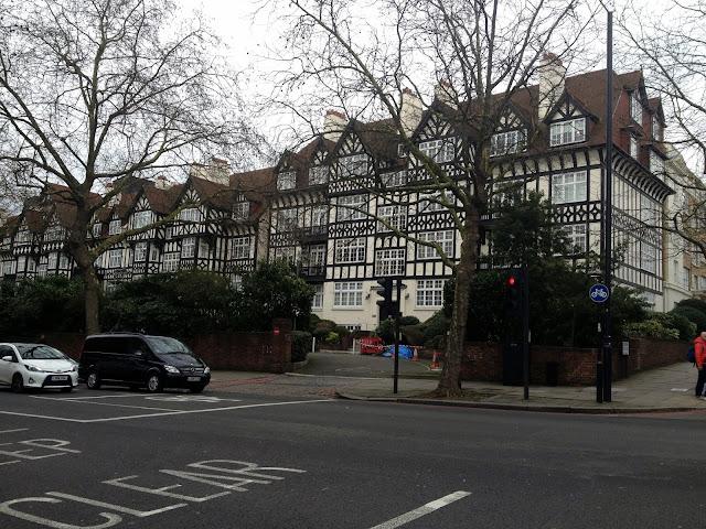 casas bonitas por Little Venice en Londres