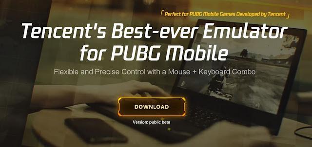"""Tencent đã thiết kế hẳn một trình giả lập """"chính chủ"""" dành riêng cho người chơi PUBG Moible"""