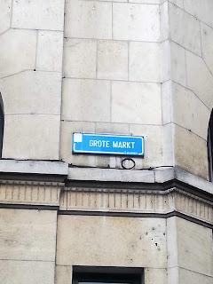 visite leuven en amoureux grote markt