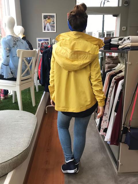 parka amarela, shanna boutique, vero moda