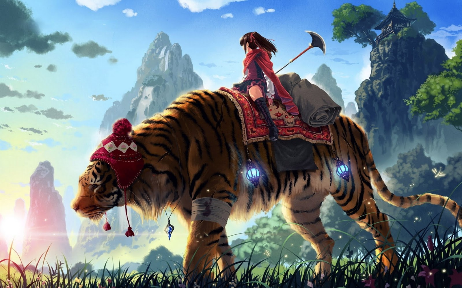 Fond d'écran animé manga - Fond d'écran hd