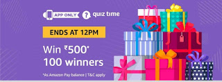(All Answers) Amazon Quiz – Answer and Win