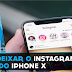 COMO DEIXAR O INSTAGRAM IGUAL DO IPHONE X