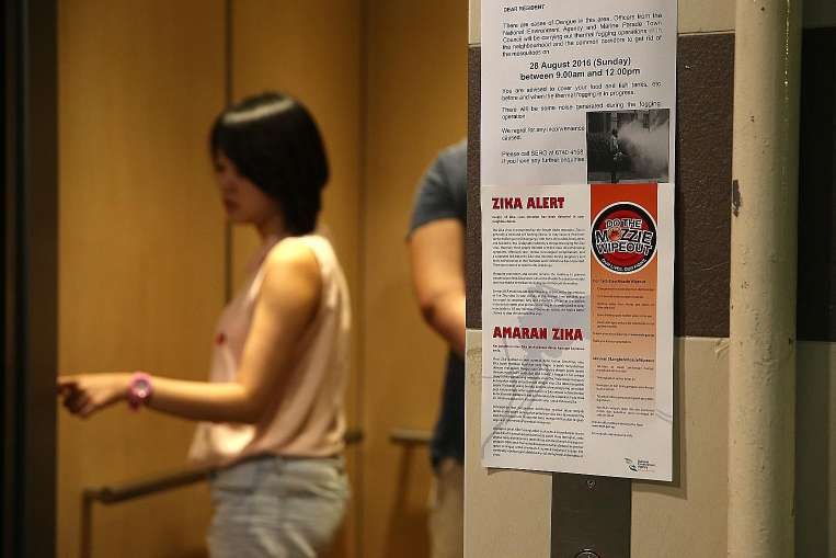 A 47-year-old Malaysian woman living in Aljunied Crescent was confirmed as Singapore's first reported case of locally-transmitted Zika virus infection.