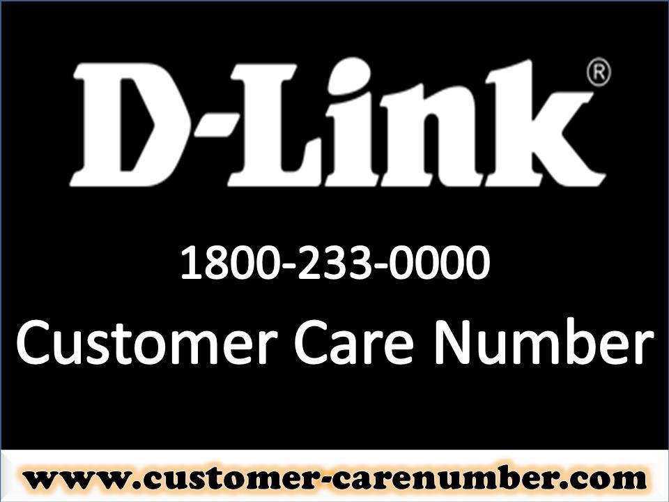 D Link Customer Care Number