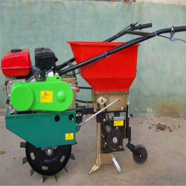 Zhengzhou Aix Machinery Hot Sell Gasoline Engine Corn Planter Machine