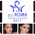 Miss Scuba Philippines 2017 Official Candidates