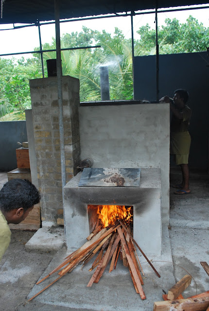 Permaculture Maldives Adam Retort Bio Char The Future