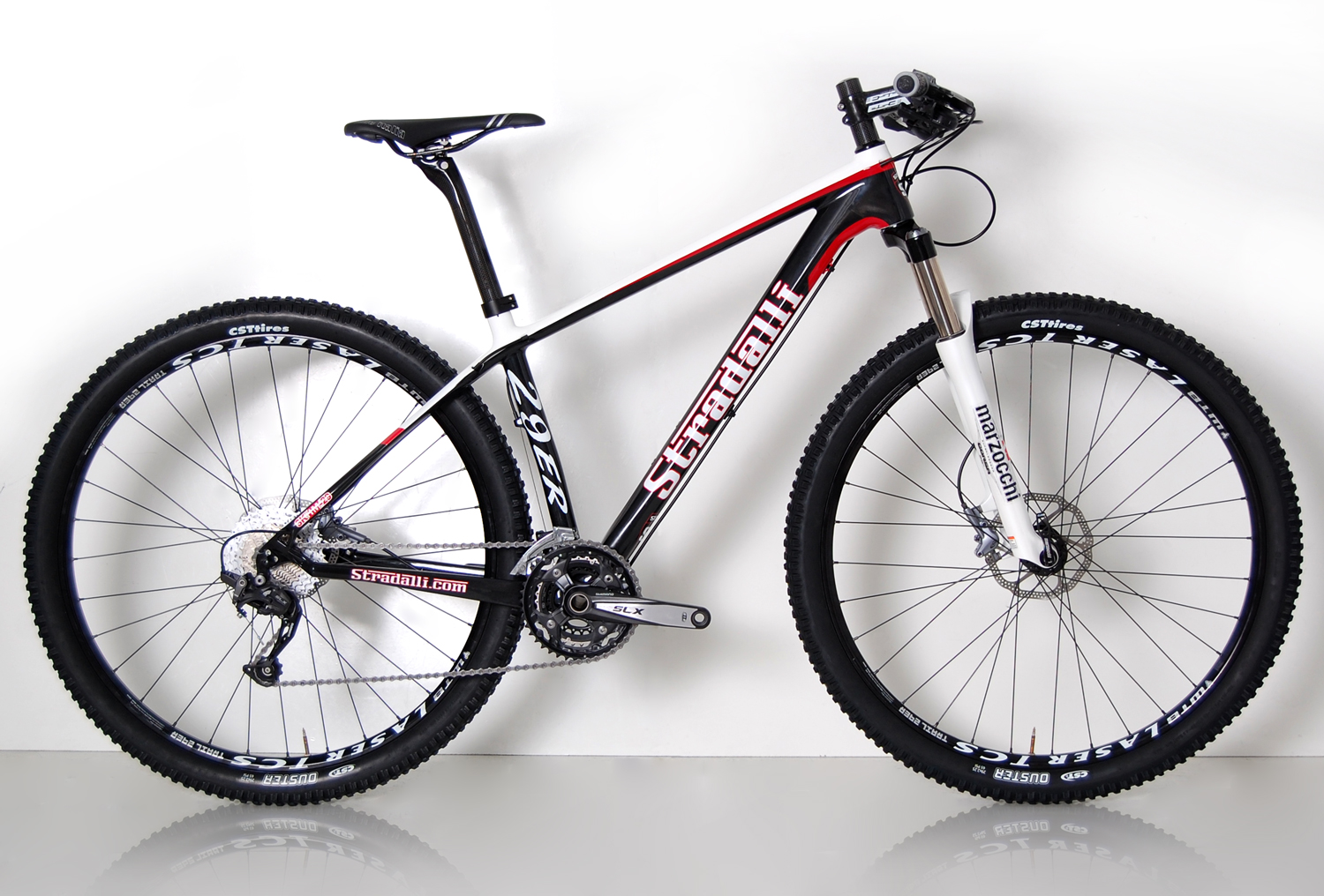 Cuadros 29er Mtb 29er Stradalli Cycle Carbon Mountain Bike 29er Slx 2013
