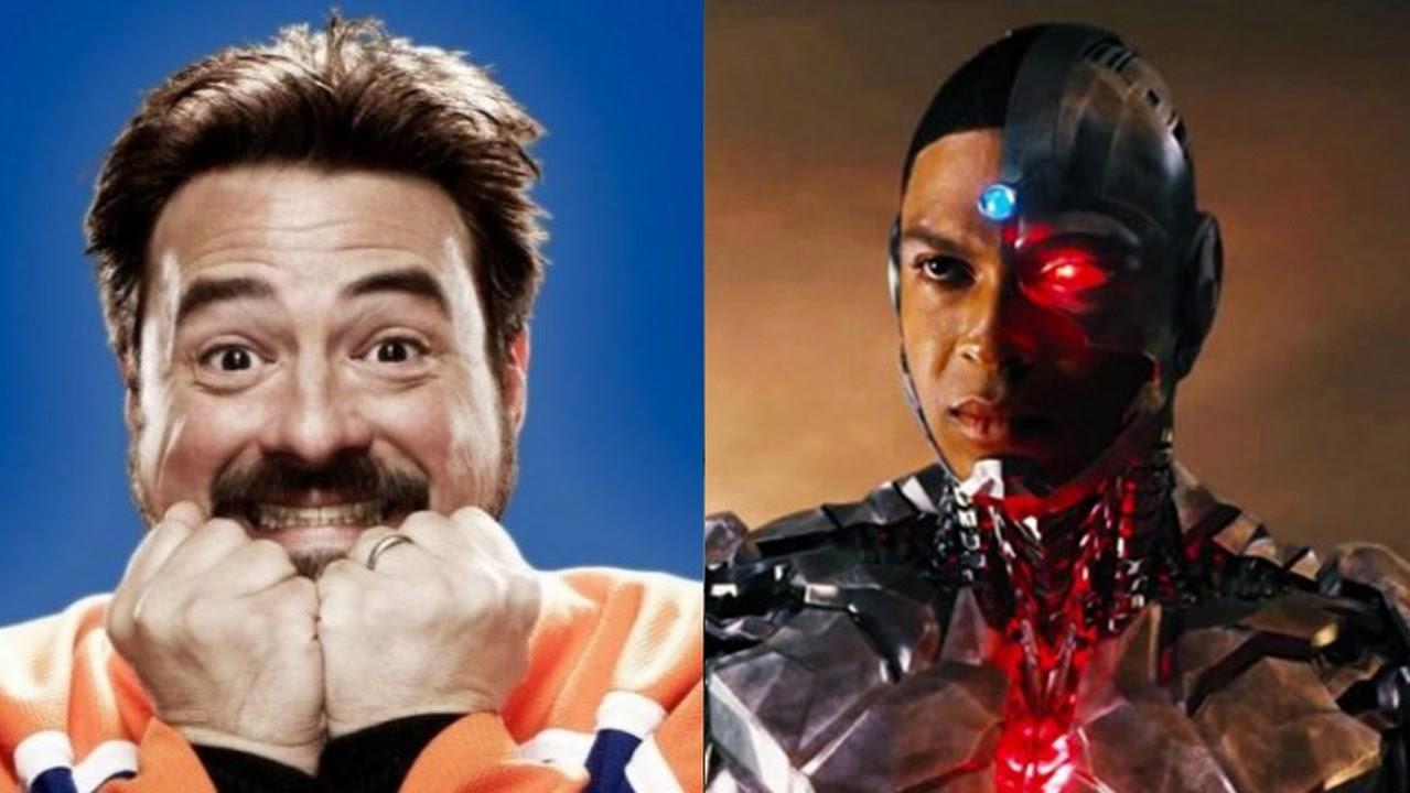 Kevin Smith reforça criticas de Ray Fisher à Joss Whedon