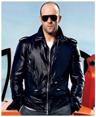 Model Jaket Kulit Film Jason Statham Fast and Furious 7