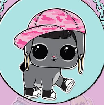 Модный заяц LOL Surprise P-015