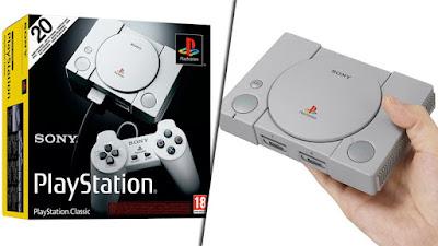 Estos son los 20 juegos que incluirá la nueva Playstation Classic