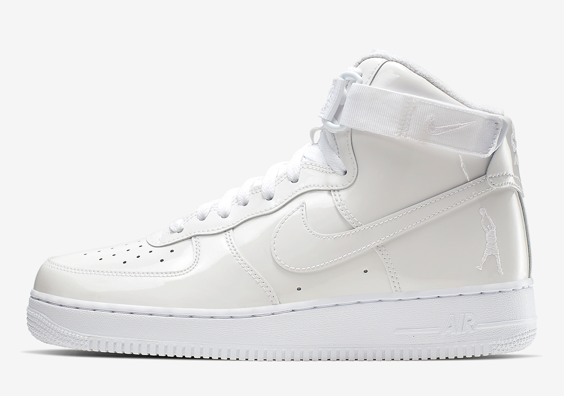 buy online d9c6a 96f05 Over the rich history of Nike Basketball, there are few players as  intertwined with a specific silhouette as Rasheed Wallace is with the Air  Force 1 High, ...