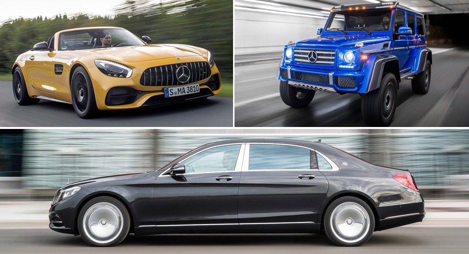 Mercedes Recalls Include Amg Gt G550 4x4 178 Maybach S600