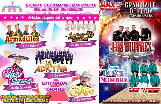 programa feria tecomatlán 2018