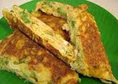 Resep praktis (mudah) telur gembung spesial (istimewa) khas padang enak, sedap, gurih, nikmat lezat