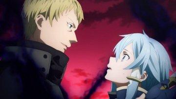 Sword Art Online: Alicization War of Underworld Episode 16
