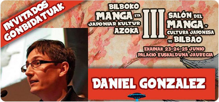 Charla sobre Manga y autismo en el Salón del Manga de Bilbao