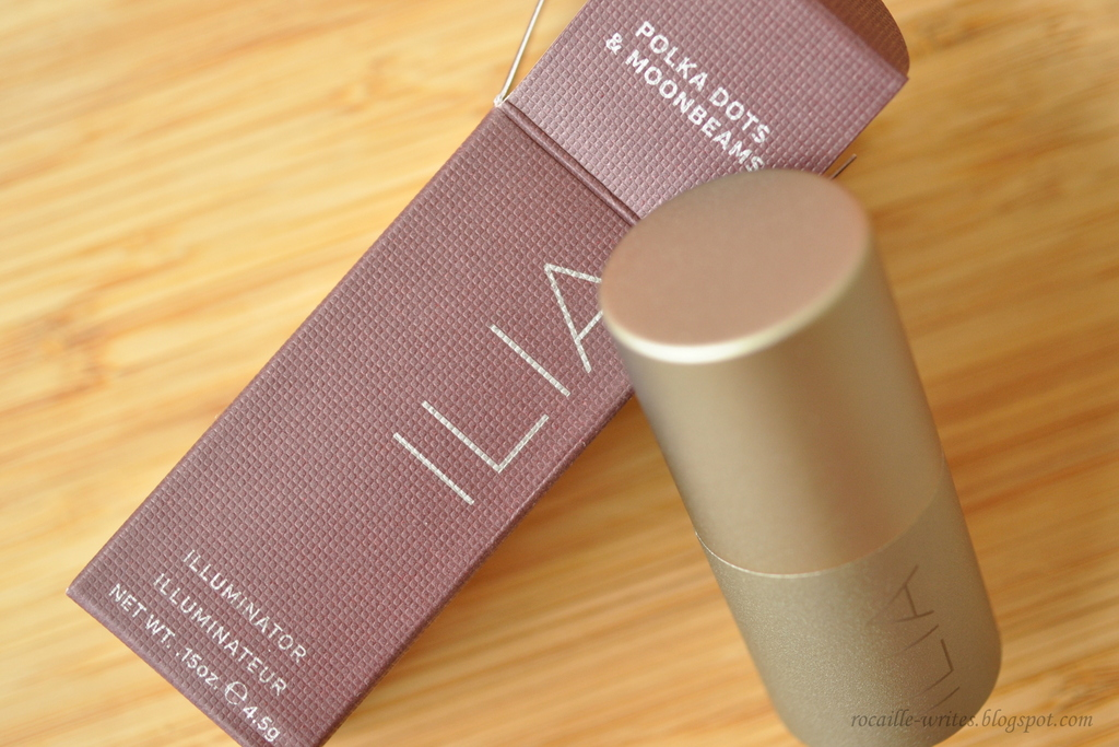 A Highlighter for Highlighter Haters: ILIA Beauty Illuminator in Polka Dots & Moonbeams*